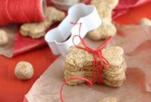 biscotti per cani fatti da me