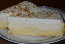 Nepečené koláče
