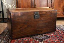 I miei lavori di restauro - My renovations / Lavori di restauro su mobili antichi e rinnovo vecchi oggetti in legno. Restore of old furniture and restyling of old wooden objects.