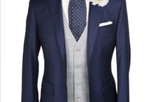 Wedding suit combos