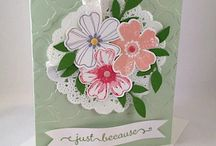Flower Shop-Stampin Up / by Sue Richardson