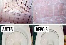 receita p/ limpeza