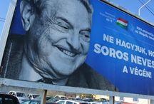George Soros posters