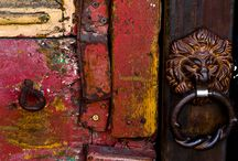 The beauty of doors / by Patricia Turpin
