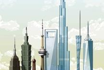 Skyscrapers / by Adam Bivins