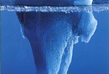 Ice bergs