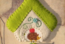felted things / by Michele Muska
