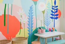 Inspire | Milo's Room / Big girl bedroom ideas and inspo