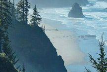 Coastal landscapes & Seascapes