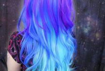Hair colour and style ideas