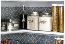 Rooms/house: Pantry & Cabinets / by stormi paul