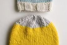 Knitting for boys