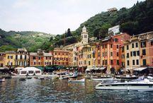 portofino / -famous tourist spot in genua