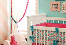 Nursery ideas / by Jessica Ambrose