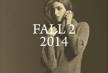 fall 2 2014 / by Left on Houston