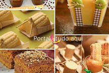 Idéias p festas Milenne / by Milenne Ura SS Dias