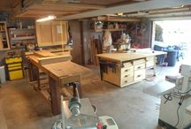 Tools and woodwork