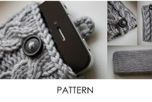 Knitted Phone Covers