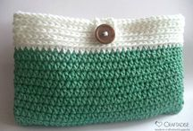 clutch Crochet and Knit