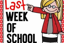 Teaching: Last Week(s) of School