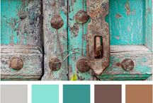 Colour palettes for our home