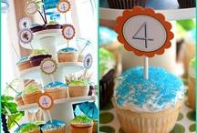Birthday Party Ideas / by Laura Filipowicz