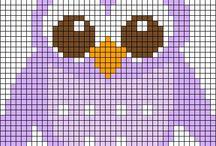 Pixelerede mønstre