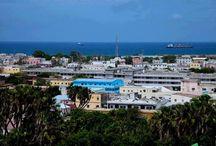 Mogadiscio-Muqdisho / La citta' d'origine di mia madre. La citta' che amo. la citta' dove voglio morire se Dio vuole.