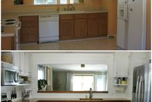 Kitchens / by Renee Andona