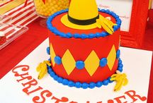 Eli Birthday parties / by Sarah Rice
