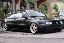 VW Golf Stance / This board is about VW Stance cars.