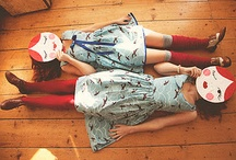 outfits  / by texas noodle