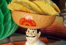 VIVA MEXICO PARTIES!!! / by Marcella Cirerol