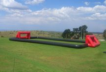 Soccer fields - Inflatables