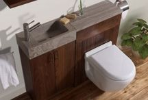Natural Bathrooms / We have selected our favourite Stonearth products which we are sure will make any bathroom stand out.