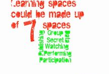 Ideas for creating inspiring learning spaces....21st century style! / A pictorial record of learning space ideas I have found to stimulate, engage and motivate learners in 21st century schools