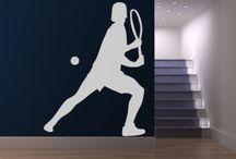 decoració tenis