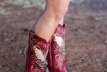 Cowboy/cowgirl boots / Cowboy/cowgirl boots