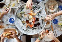 Les moments huîtres / les moments huîtres, oyster's moments...