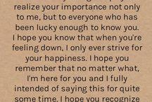 Love letters to Luke