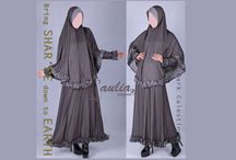 Beautiful Calestine, Aulia Syar'i Muslim Wear