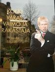 Kokki varas vaimo ja rakastaja KOM-teatterissa / the cook the thief his wife and her Lover