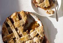 pies, crisps and tarts / by Abby Ytzen-Handel