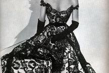 Vintage Dresses / Beautiful vintage clothing ideas