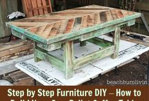 Furniture Projects / by Shannon Jackson