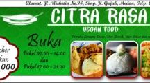 Citra Rasa Vegan Food