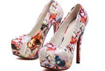 Shoes & Sandals /  Stylish ladies shoes, trendy sandals, boots, stilettos, etc...