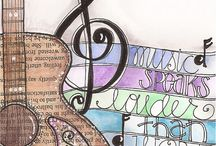 Sounds of Music / by sandra shirley