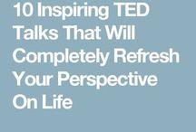 Inspiring TED Talks