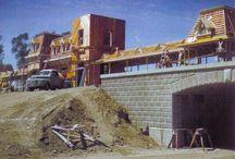 Construction Parc Disney